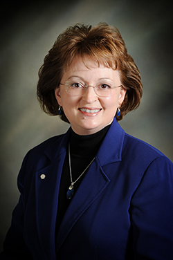 Picture of Kimberly D. Barnes, President & CEO