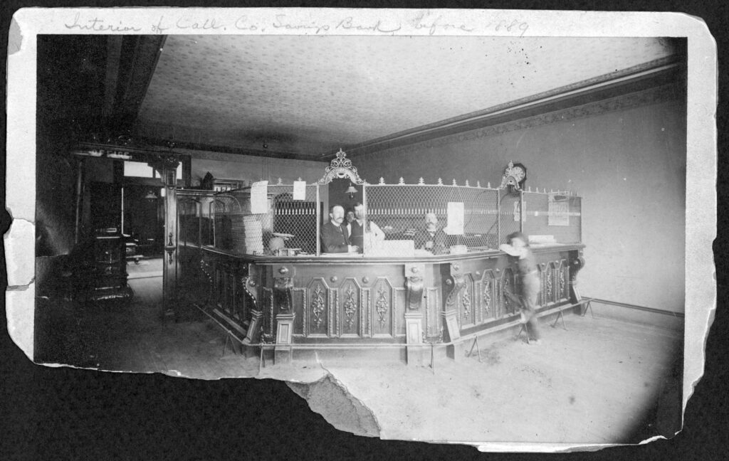 Pre1889 Bank Photo