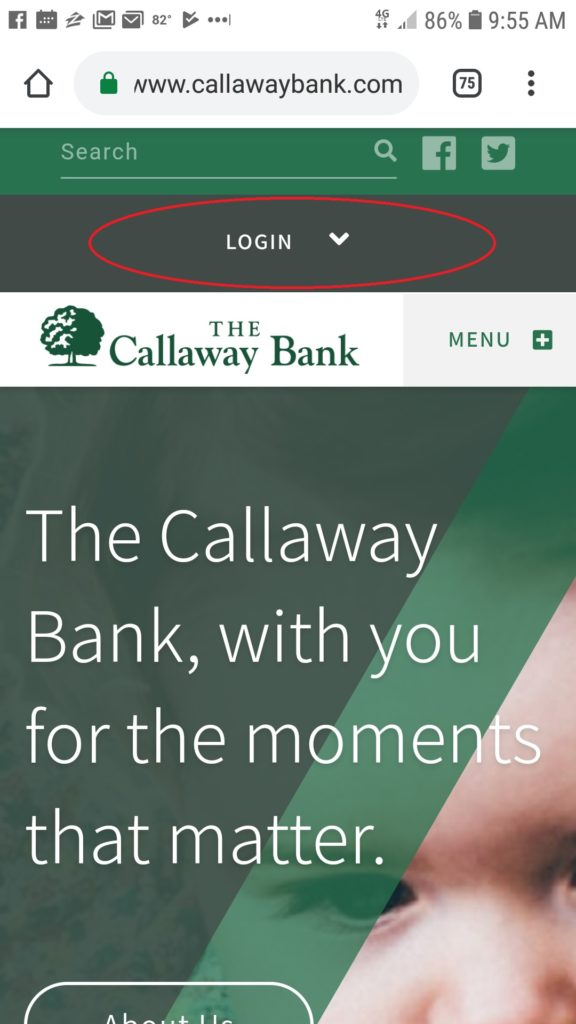 FAQ | The Callaway Bank