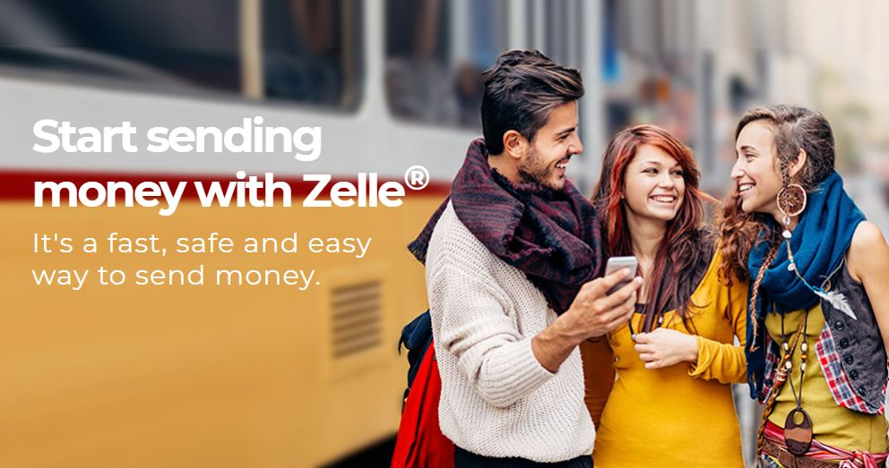 Zelle promotional image