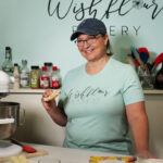 Marcey with Wishflour Bakery